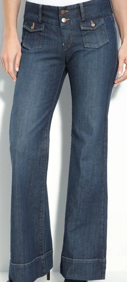 Lucky Brand Denim - Lucky Manhatten Trouser Jeans